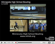 Minnesota High School Bowling Highlights Video